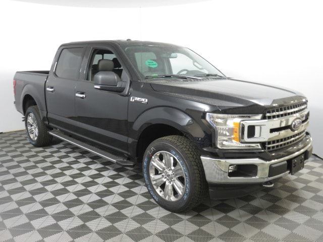 2018 F-150 SuperCrew Cab 4x4, Pickup #T79000 - photo 3
