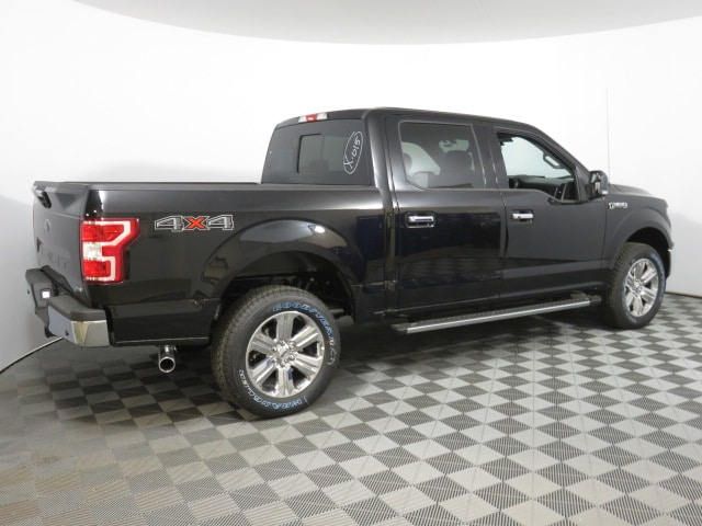 2018 F-150 SuperCrew Cab 4x4, Pickup #T79000 - photo 4