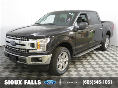 2018 F-150 Crew Cab 4x4 Pickup #T79000 - photo 1