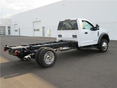 2017 F-550 Regular Cab DRW 4x4 Cab Chassis #T79065 - photo 4