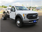 2017 F-550 Regular Cab DRW 4x4 Cab Chassis #T79065 - photo 3