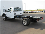2017 F-550 Regular Cab DRW 4x4 Cab Chassis #T79065 - photo 2