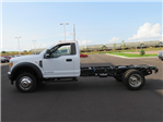 2017 F-550 Regular Cab DRW 4x4 Cab Chassis #T79065 - photo 5