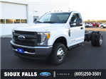 2017 F-350 Regular Cab DRW 4x4, Cab Chassis #T79075 - photo 1