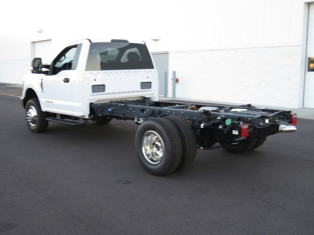 2017 F-350 Regular Cab DRW 4x4, Cab Chassis #T79076 - photo 2