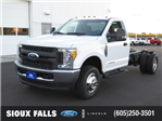 2017 F-350 Regular Cab DRW 4x4, Cab Chassis #T79076 - photo 1