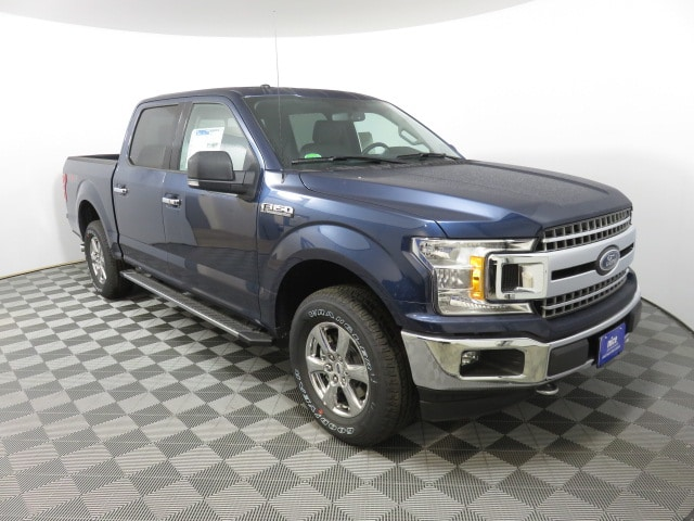 2018 F-150 Crew Cab 4x4 Pickup #T79125 - photo 3