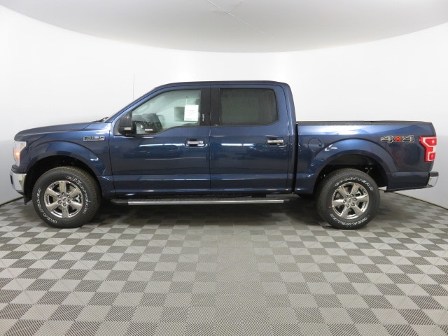2018 F-150 Crew Cab 4x4 Pickup #T79125 - photo 5