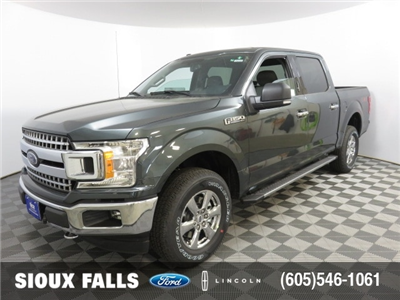 2018 F-150 Crew Cab 4x4 Pickup #T79339 - photo 1