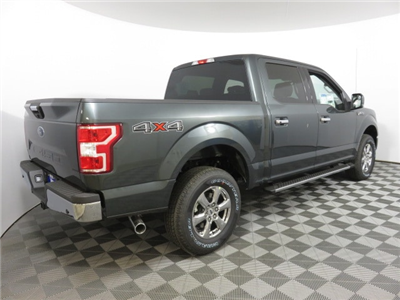 2018 F-150 Crew Cab 4x4 Pickup #T79339 - photo 4