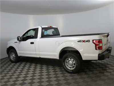 2018 F-150 Regular Cab 4x4, Pickup #T79361 - photo 2