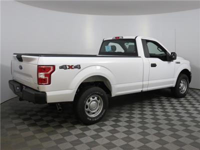 2018 F-150 Regular Cab 4x4, Pickup #T79361 - photo 4