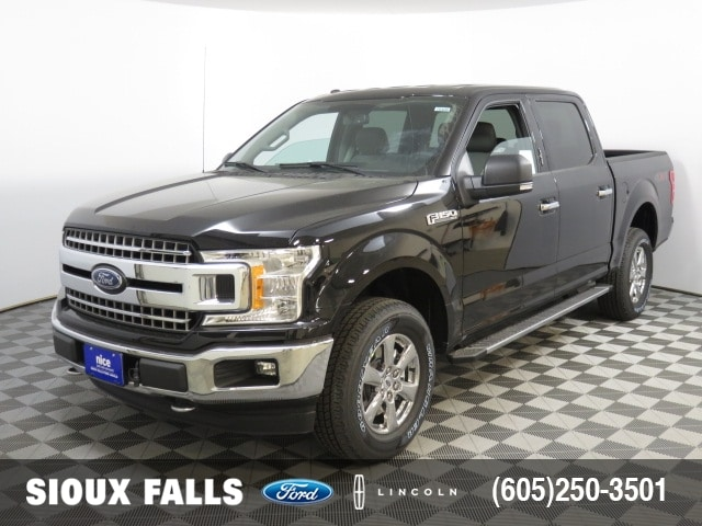 2018 F-150 SuperCrew Cab 4x4, Pickup #T79406 - photo 1