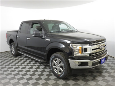2018 F-150 SuperCrew Cab 4x4, Pickup #T79406 - photo 3