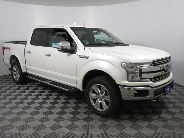 2018 F-150 Crew Cab 4x4 Pickup #T79439 - photo 3