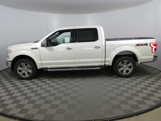 2018 F-150 Crew Cab 4x4 Pickup #T79439 - photo 5