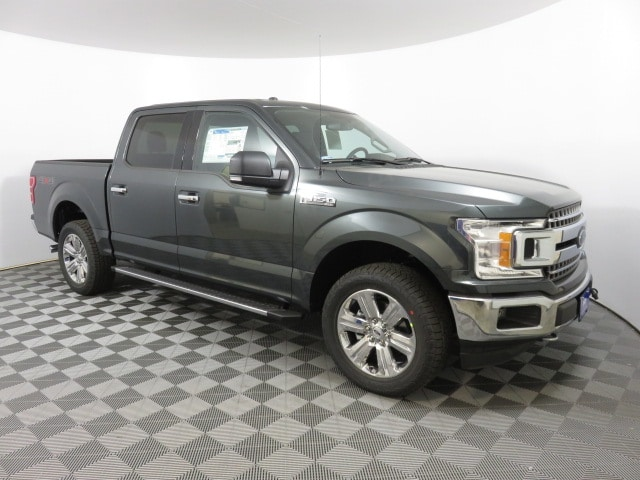 2018 F-150 SuperCrew Cab 4x4, Pickup #T79527 - photo 3