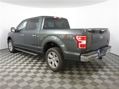 2018 F-150 SuperCrew Cab 4x4, Pickup #T79527 - photo 2