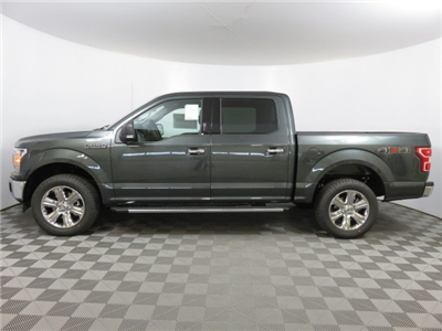 2018 F-150 SuperCrew Cab 4x4, Pickup #T79527 - photo 5
