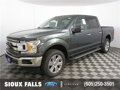 2018 F-150 SuperCrew Cab 4x4, Pickup #T79527 - photo 1