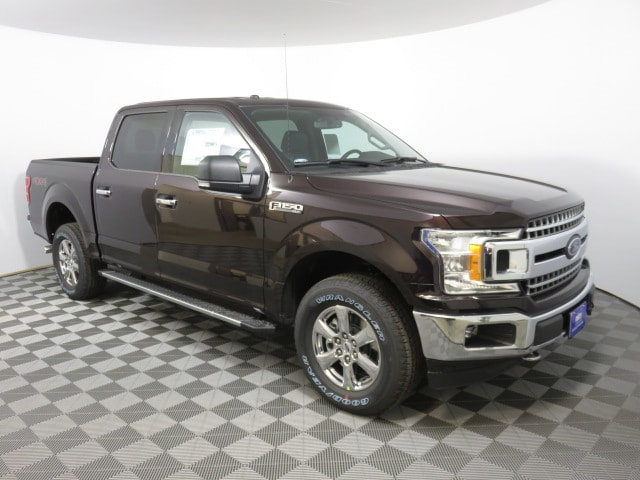 2018 F-150 Crew Cab 4x4 Pickup #T79538 - photo 3