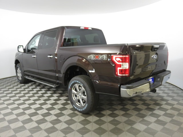 2018 F-150 Crew Cab 4x4 Pickup #T79538 - photo 2