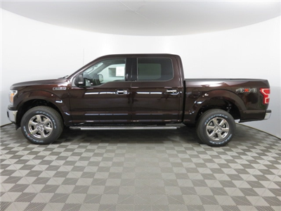 2018 F-150 Crew Cab 4x4 Pickup #T79538 - photo 5
