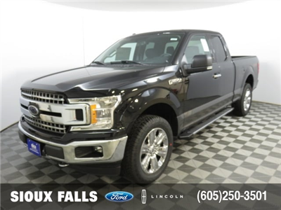 2018 F-150 Super Cab 4x4, Pickup #T79565 - photo 1