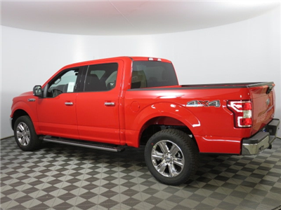 2018 F-150 Crew Cab 4x4 Pickup #T79576 - photo 2