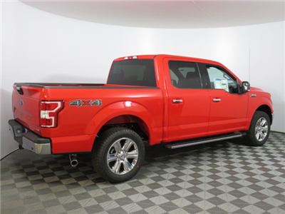 2018 F-150 Crew Cab 4x4 Pickup #T79576 - photo 4