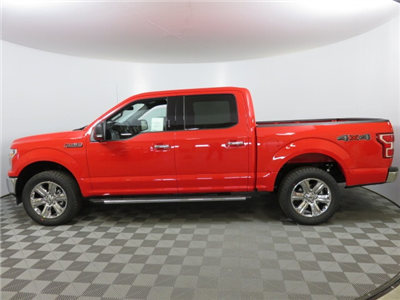 2018 F-150 Crew Cab 4x4 Pickup #T79576 - photo 5