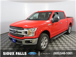2018 F-150 Crew Cab 4x4 Pickup #T79576 - photo 1