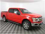 2018 F-150 Crew Cab 4x4 Pickup #T79576 - photo 3