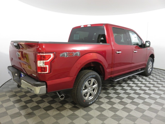 2018 F-150 Crew Cab 4x4 Pickup #T79577 - photo 4