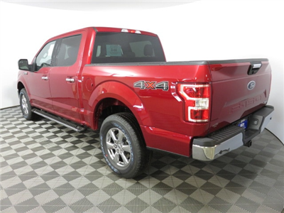 2018 F-150 Crew Cab 4x4 Pickup #T79577 - photo 2