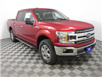 2018 F-150 Crew Cab 4x4 Pickup #T79577 - photo 3