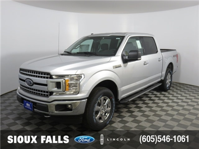 2018 F-150 Crew Cab 4x4, Pickup #T79579 - photo 1