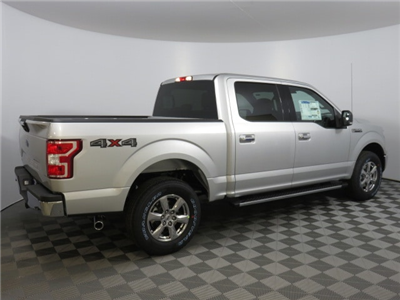 2018 F-150 Crew Cab 4x4, Pickup #T79579 - photo 4
