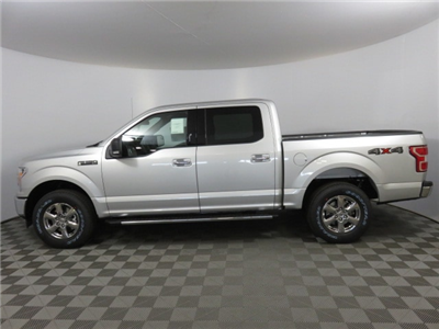2018 F-150 Crew Cab 4x4, Pickup #T79579 - photo 5