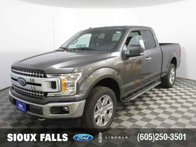 2018 F-150 Super Cab 4x4, Pickup #T79585 - photo 1