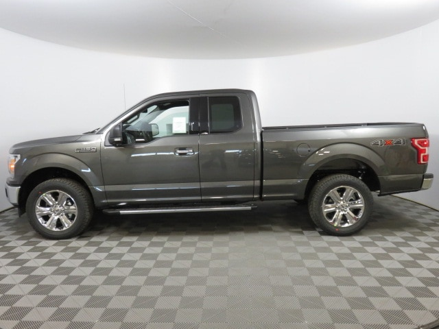 2018 F-150 Super Cab 4x4, Pickup #T79585 - photo 5