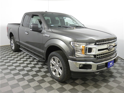2018 F-150 Super Cab 4x4, Pickup #T79585 - photo 3