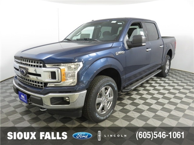 2018 F-150 Crew Cab 4x4 Pickup #T79603 - photo 1