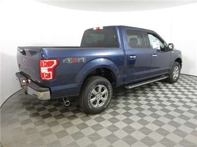 2018 F-150 Crew Cab 4x4 Pickup #T79603 - photo 4