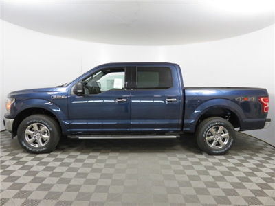2018 F-150 Crew Cab 4x4 Pickup #T79603 - photo 5
