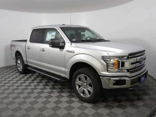 2018 F-150 Crew Cab 4x4 Pickup #T79621 - photo 3