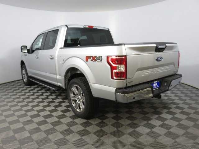 2018 F-150 Crew Cab 4x4 Pickup #T79621 - photo 2