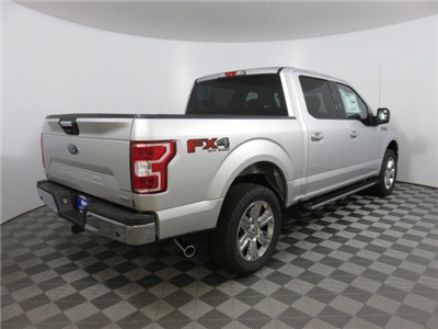 2018 F-150 Crew Cab 4x4 Pickup #T79621 - photo 4