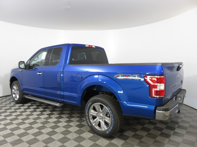 2018 F-150 Super Cab 4x4 Pickup #T79629 - photo 2