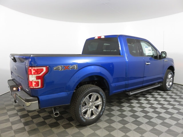 2018 F-150 Super Cab 4x4 Pickup #T79629 - photo 4